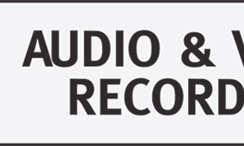 Video-Audio Recording Vehicle Sticker