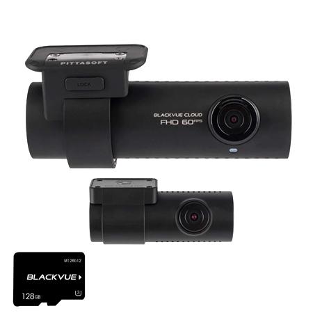 Blackvue DR750s 2CH - 128 GIG