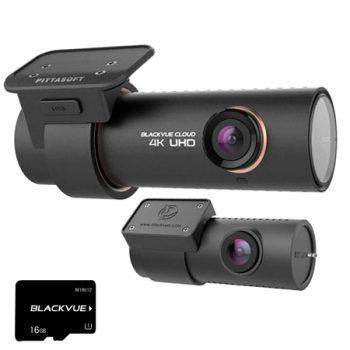 Blackvue DR900s 2CH 16 Gig