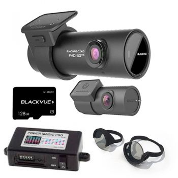 Blackvue DR750s 2CH - Deluxe Plus 128 gig