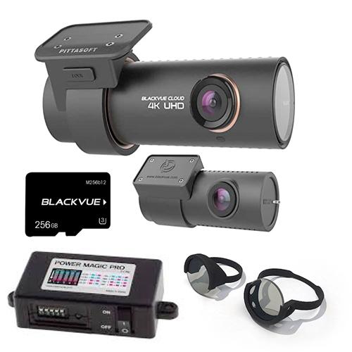 Blackvue DR900s 2CH Deluxe Plus 256 Gig