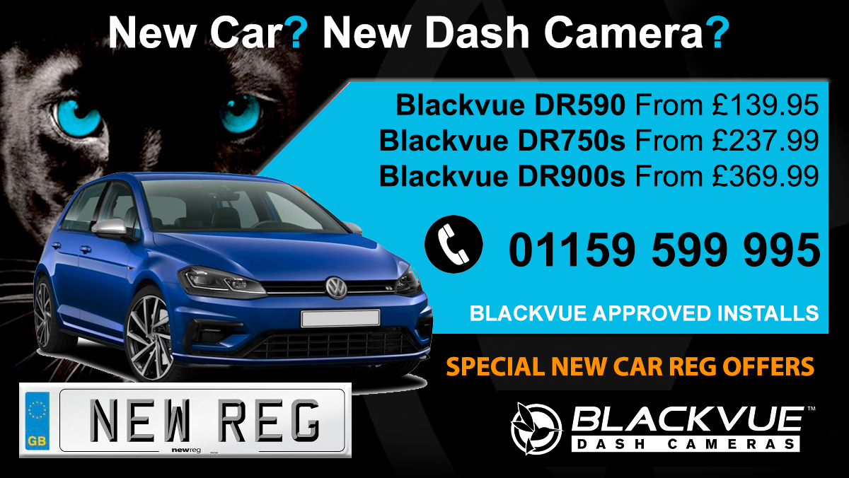 Blackvue UK - Special Offers - New car? New Dash Camera?