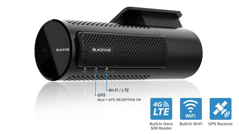Blackvue - DR750-2CH LTE