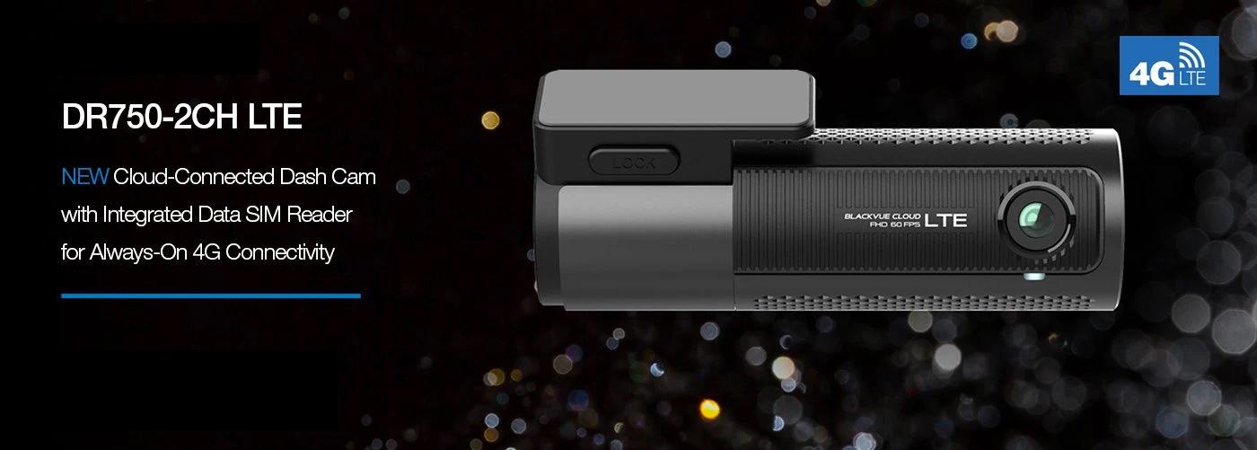DR750-2CH LTE - UK Sales - Blackvue