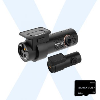 Blackvue DR900X 2CH 64 Gig Version - Approved UK Stock