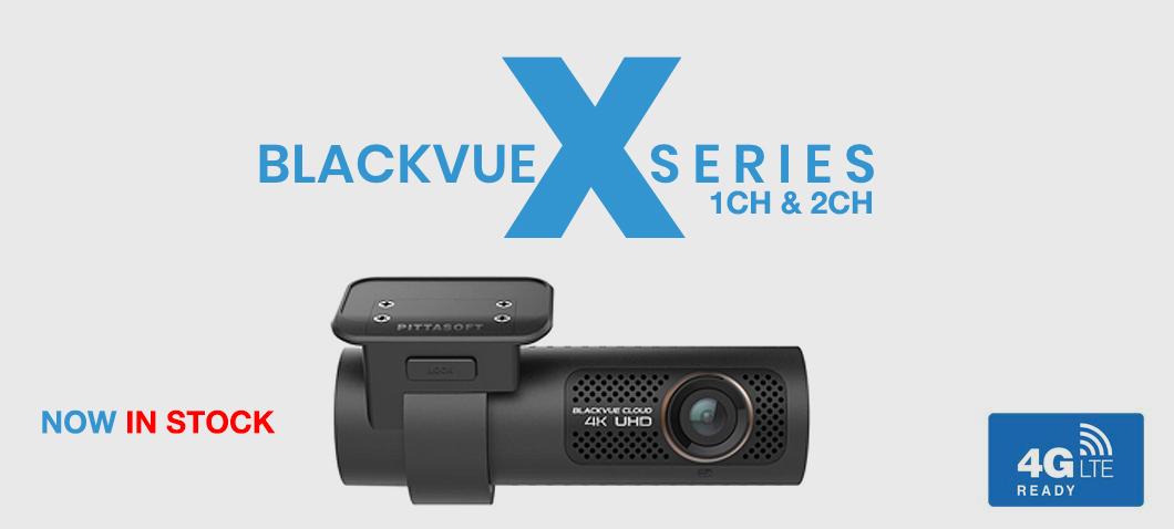 Blackvue   DR900X Series - Official UK Authorised Supplier