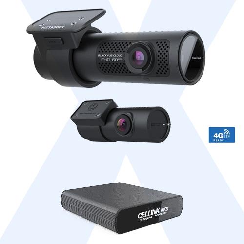 Blackvue DR750x 2CH Inc Cellink Neo 6