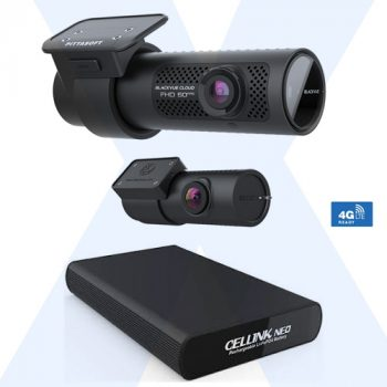 Blackvue DR750x 2CH Inc Cellink Neo 9