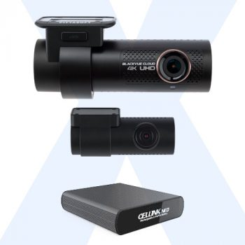 Blackvue DR900X 2CH Inc Cellink Neo 6 Package
