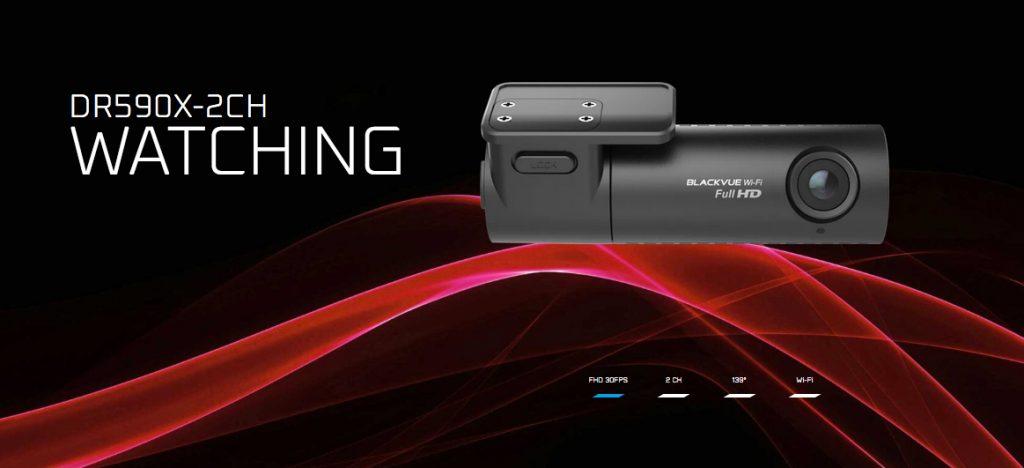 Blackvue DR590X Range - Professional Dash Camera Solutions